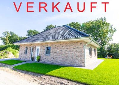 ***VERKAUFT*** Hochwertiger KfW 40 Neubau Bungalow in Lathen